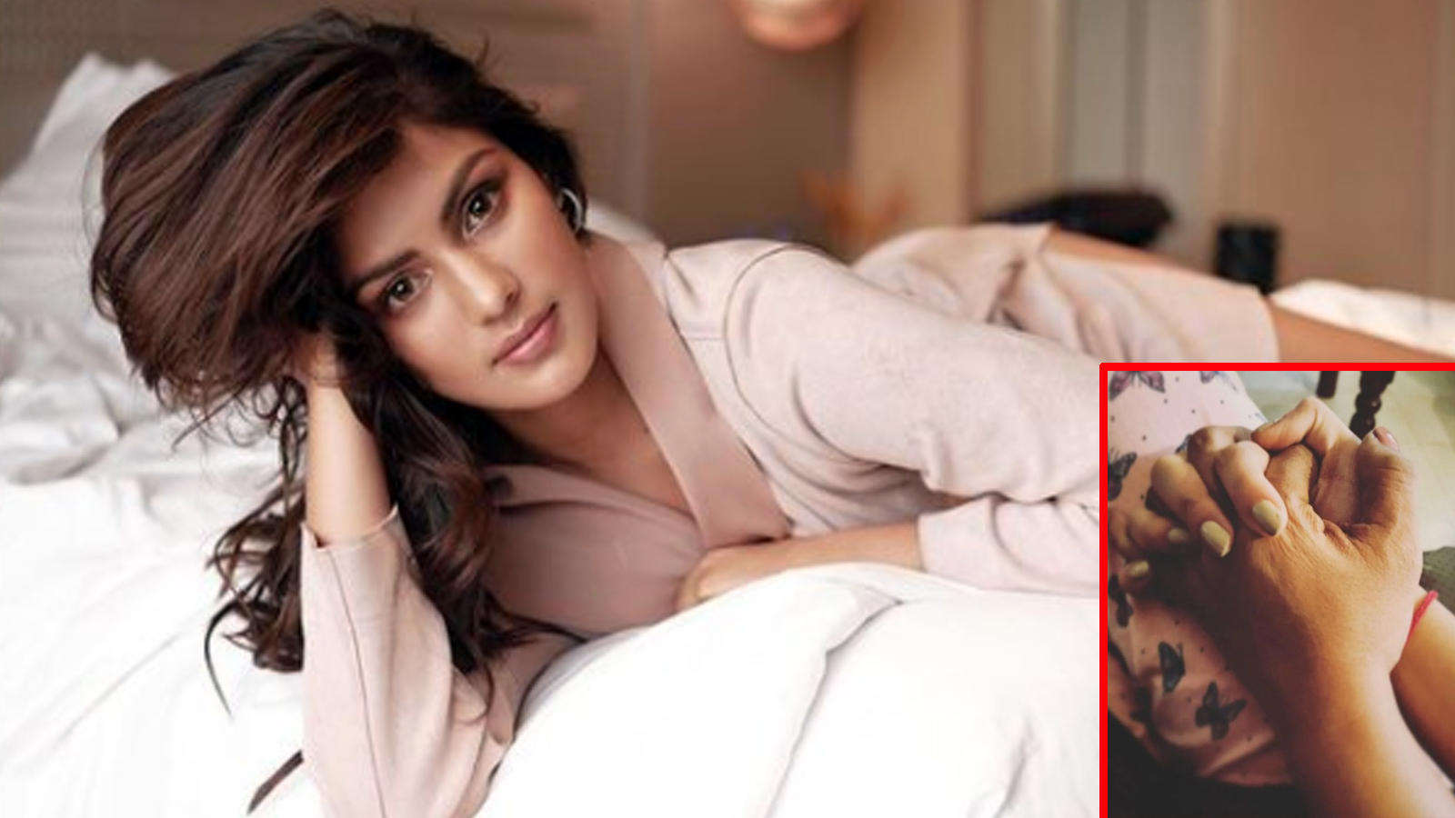 rhea-chakraborty-makes-instagram-comeback-on-womens-day-calls-her-mother-her-strength-and-fortitude