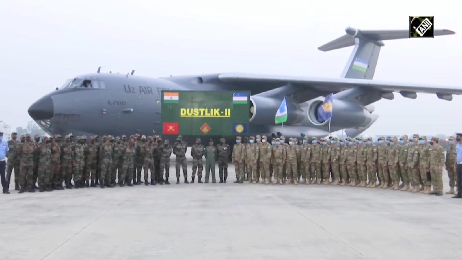 indo-uzbek-joint-exercise-dustlik-ll-uzbekistan-army-contingent-arrives-in-delhi