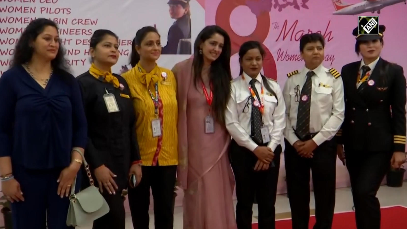alliance-air-operates-flight-with-all-women-crew-on-international-womens-day