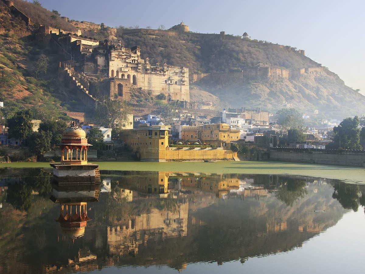 On a trip to Bundi, a rare town in Rajasthan