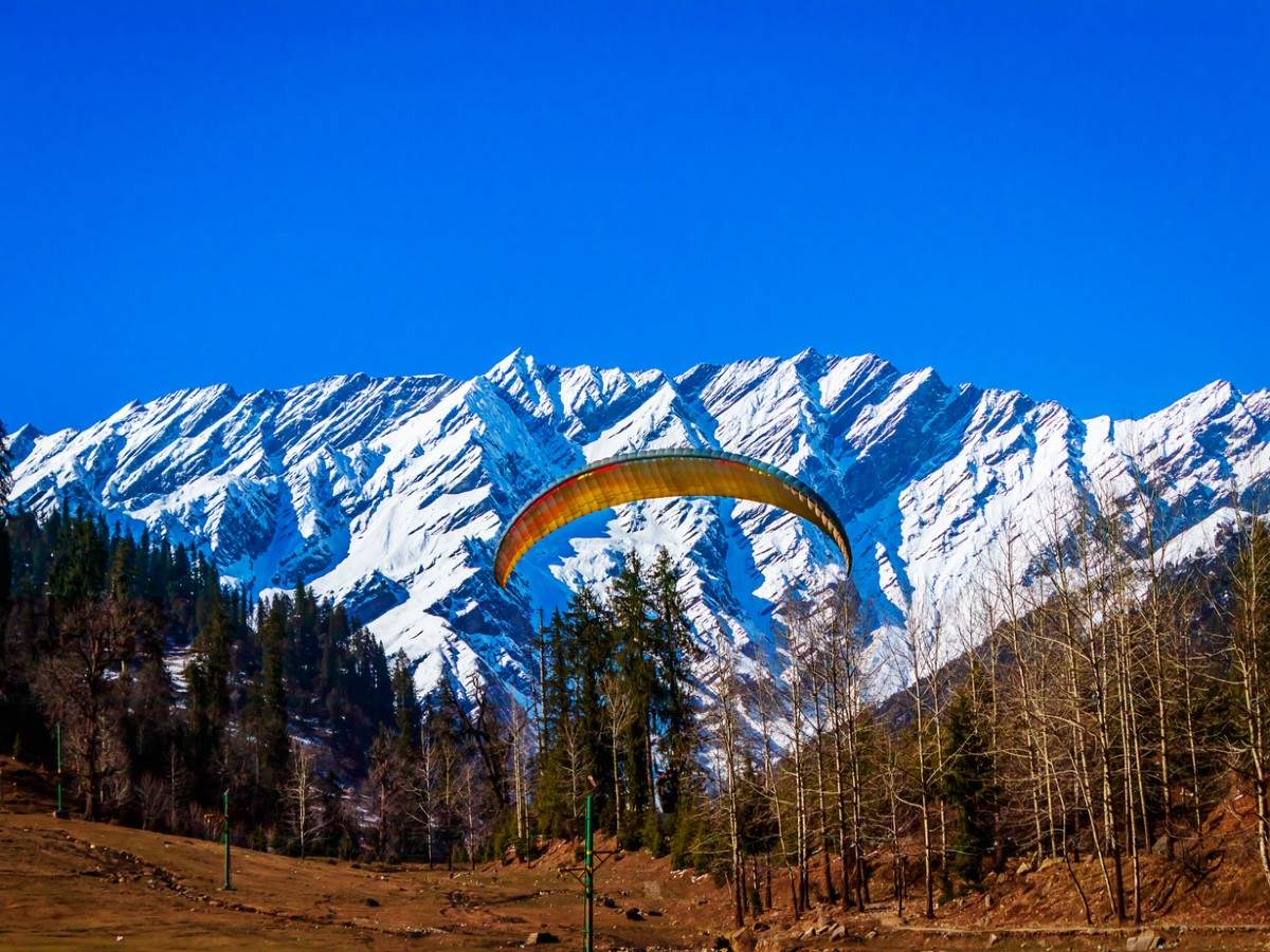 Tourists can now enjoy paragliding, river rafting in Himachal Pradesh