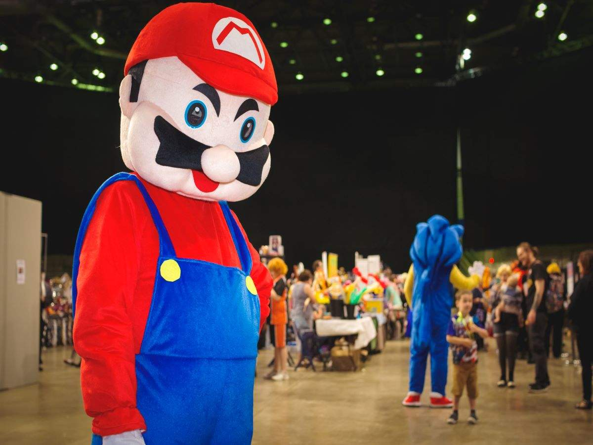 The much-awaited Super Mario Park just opened in Japan