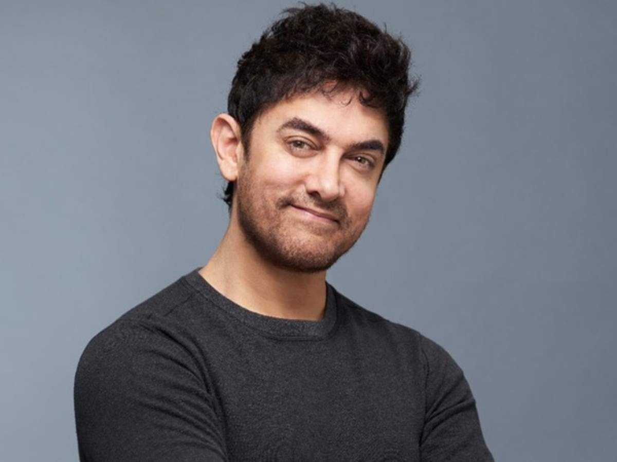Aamir Khan tests positive for COVID-19, self-quarantines at home   Hindi  Movie News - Times of India