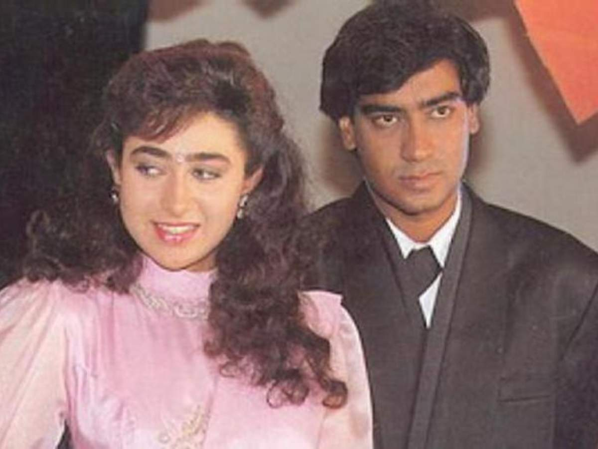 Throwback: THIS is what Karisma Kapoor had to say about her wedding rumours with Ajay Devgn | Hindi Movie News - Times of India