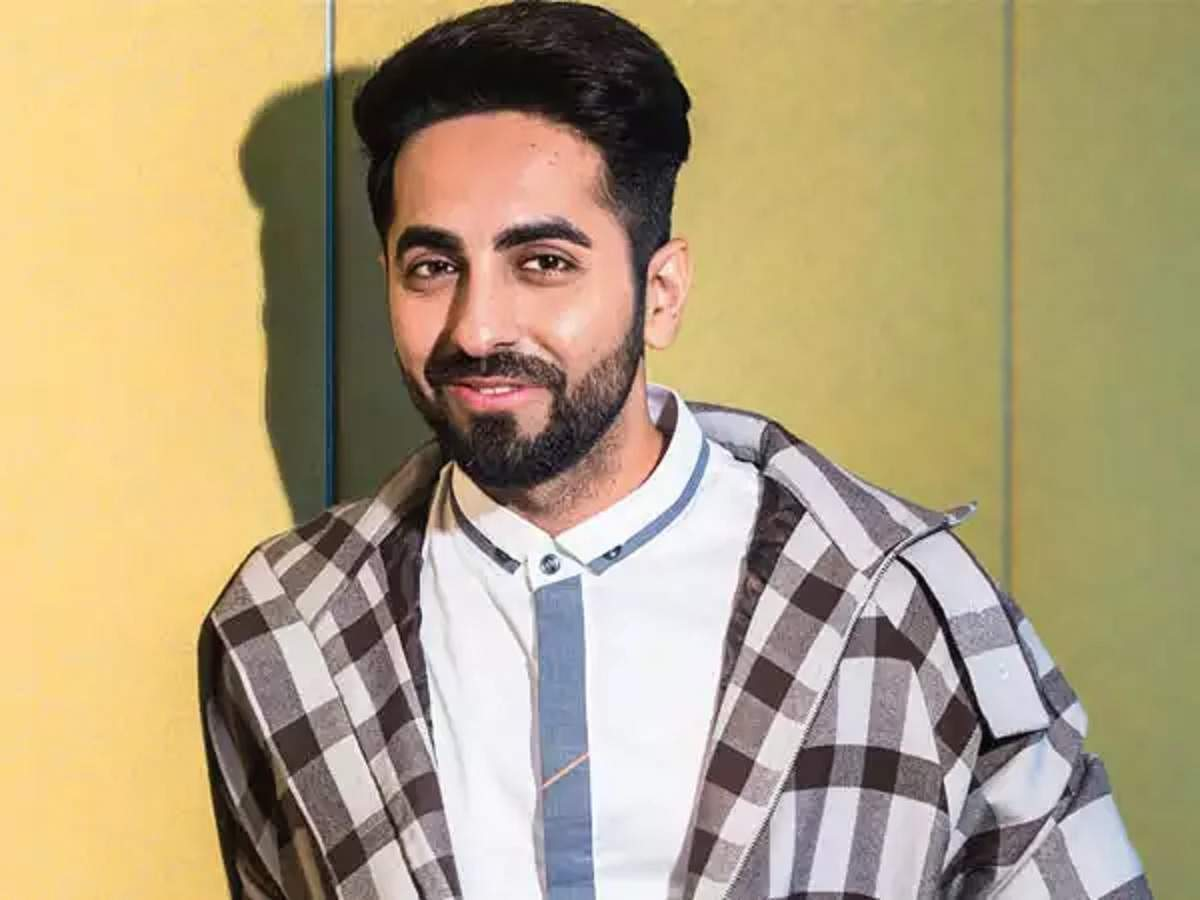Ayushmann Khurrana: My career journey is same as every Indian | Hindi Movie  News - Times of India
