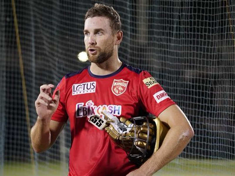Hopefully 2021 is the year that luck changes and Punjab Kings lift IPL  trophy, says Malan | Cricket News - Times of India