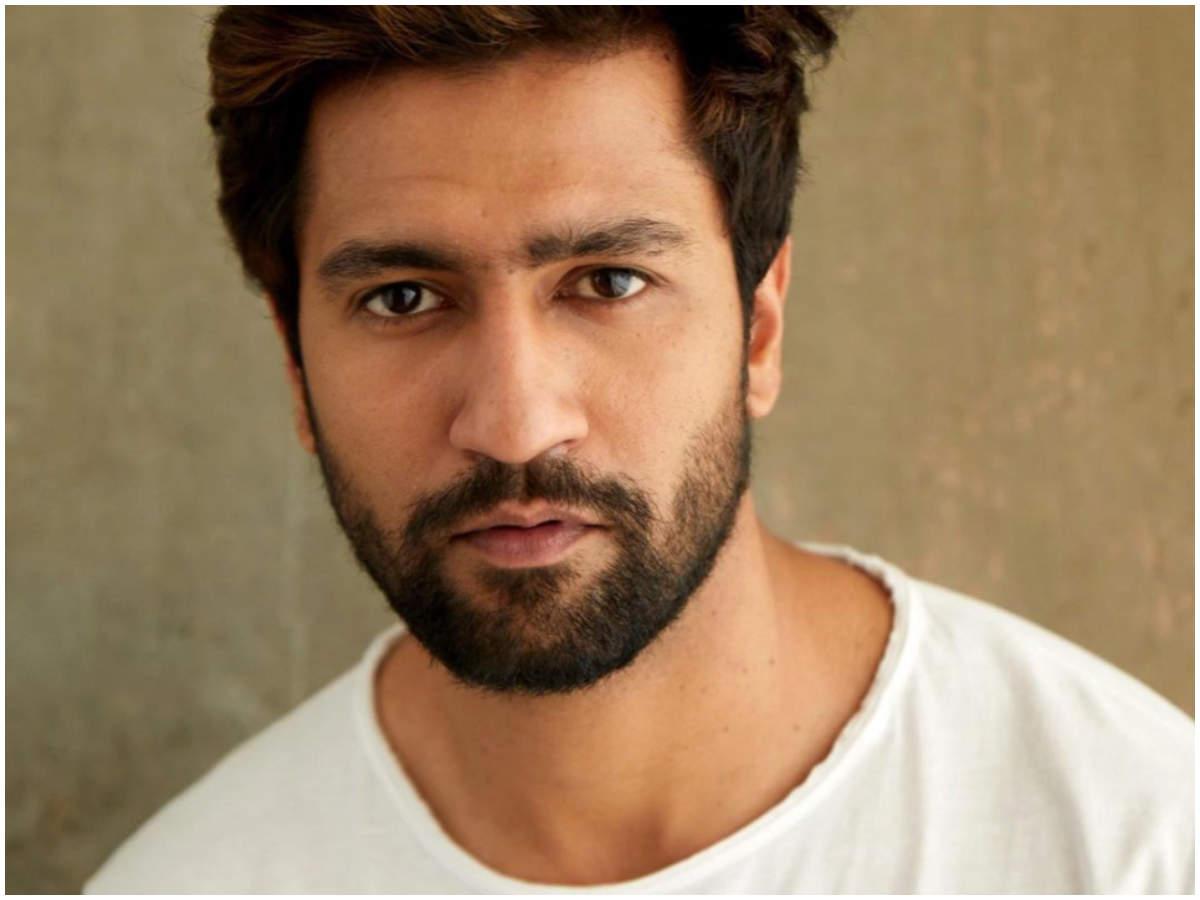 Vicky Kaushal tests positive for coronavirus | Hindi Movie News - Times of India