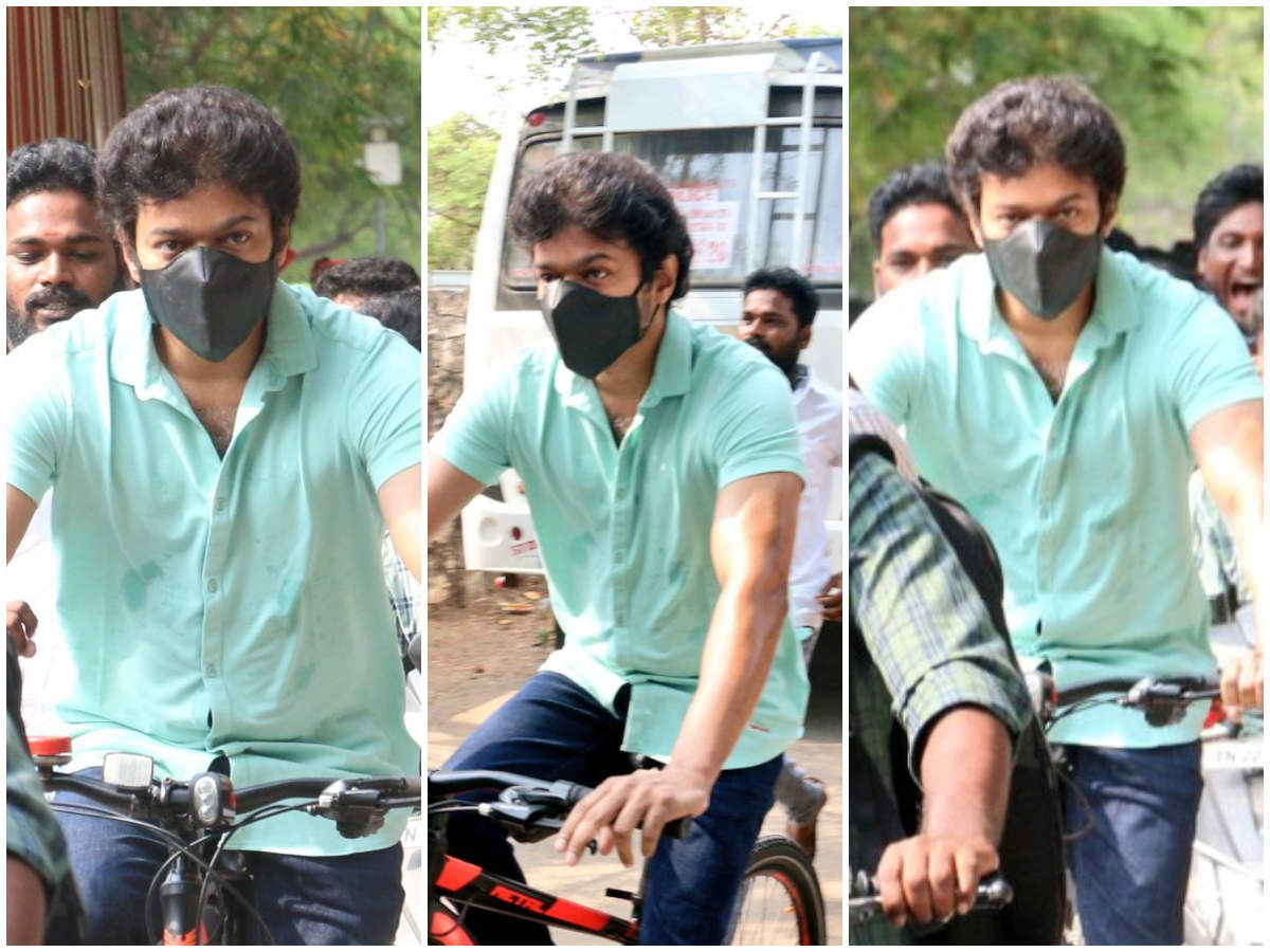 Vijay Thalapathy: Here's the real reason for Vijay to come by cycle to vote!