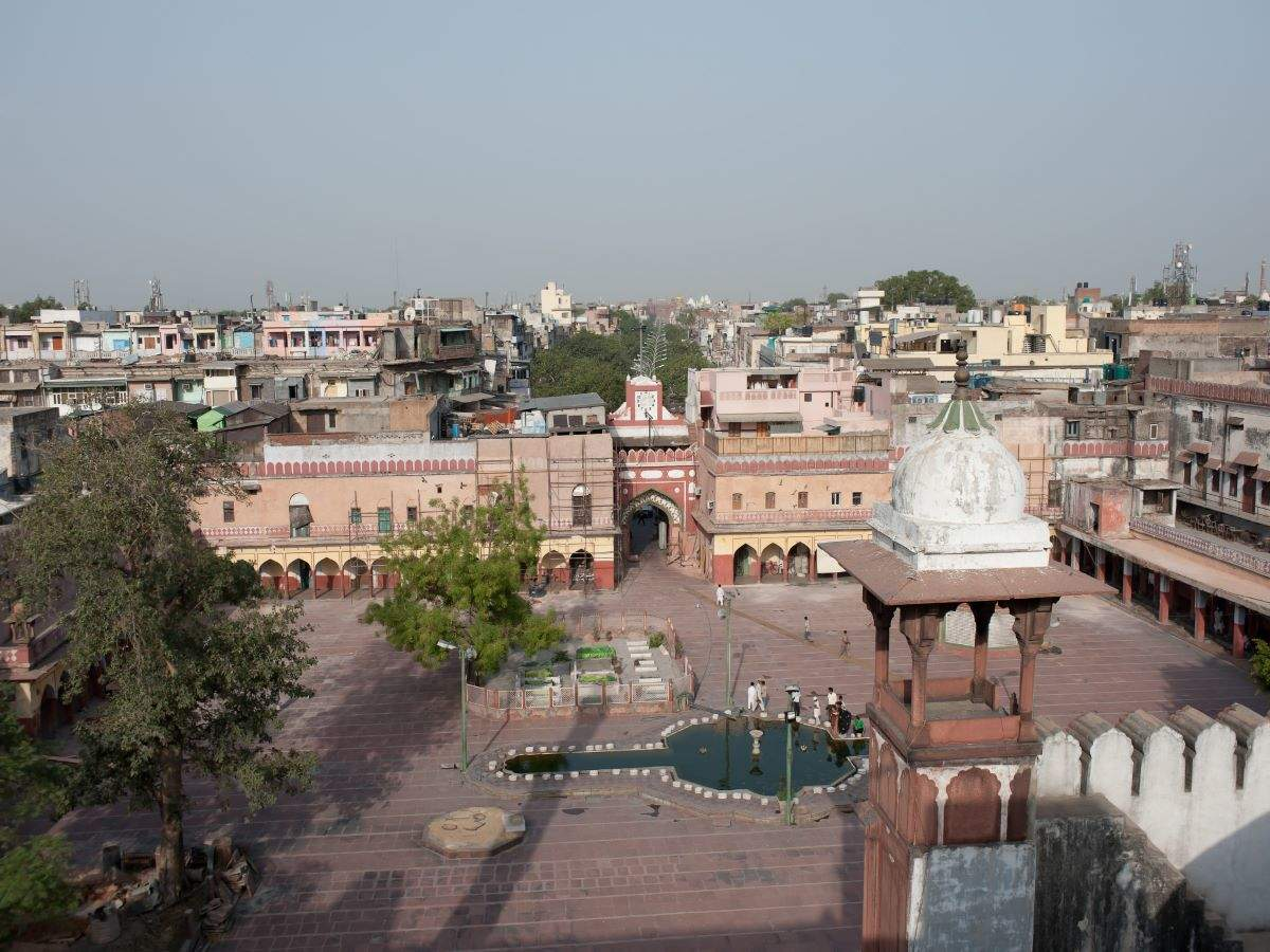 Delhi's iconic and now revamped Chandni Chowk all set to be inaugurated on April 17