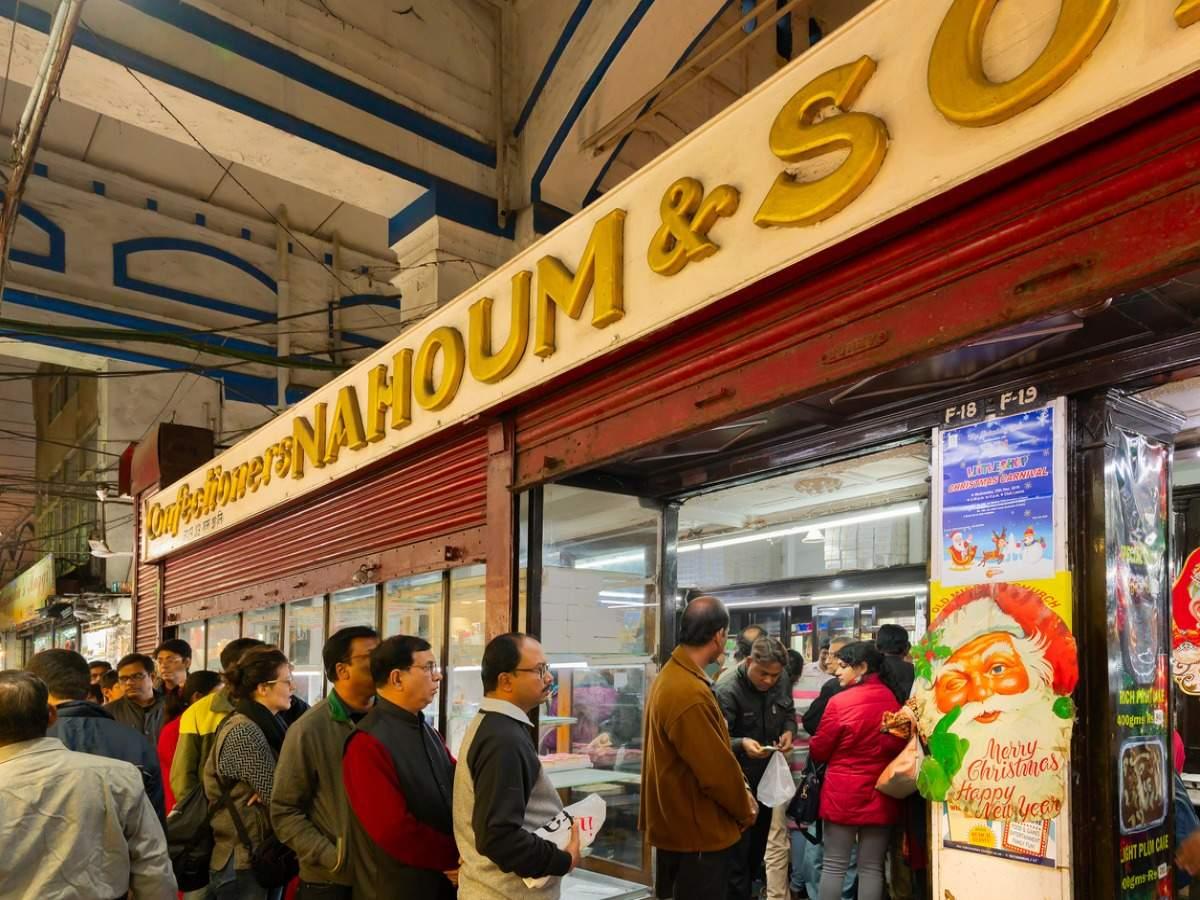 The last Jewish bakery of Kolkata