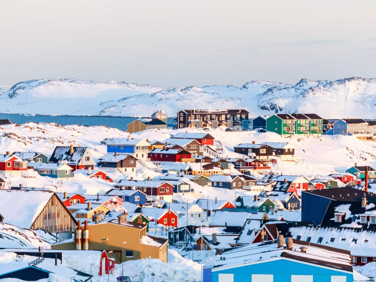 Fun facts about Greenland, and why it is so unique in every way