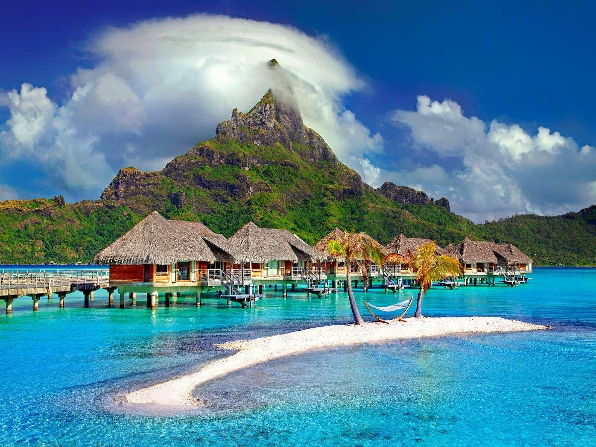 Tahiti and Bora Bora islands to welcome travellers from May 1
