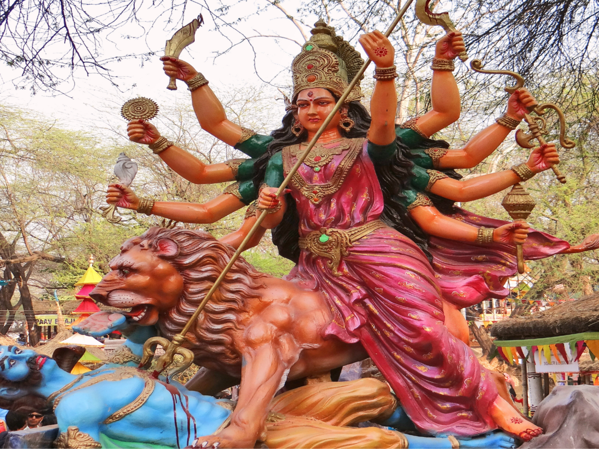 Temples of Goddess Durga in India with unbelievable truths