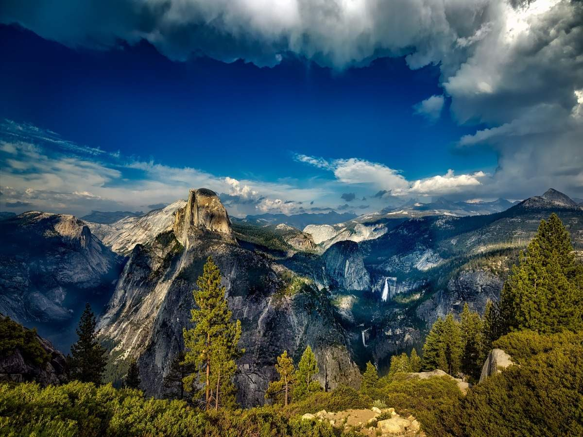 Now you will need to make reservations to enter Yosemite National Park