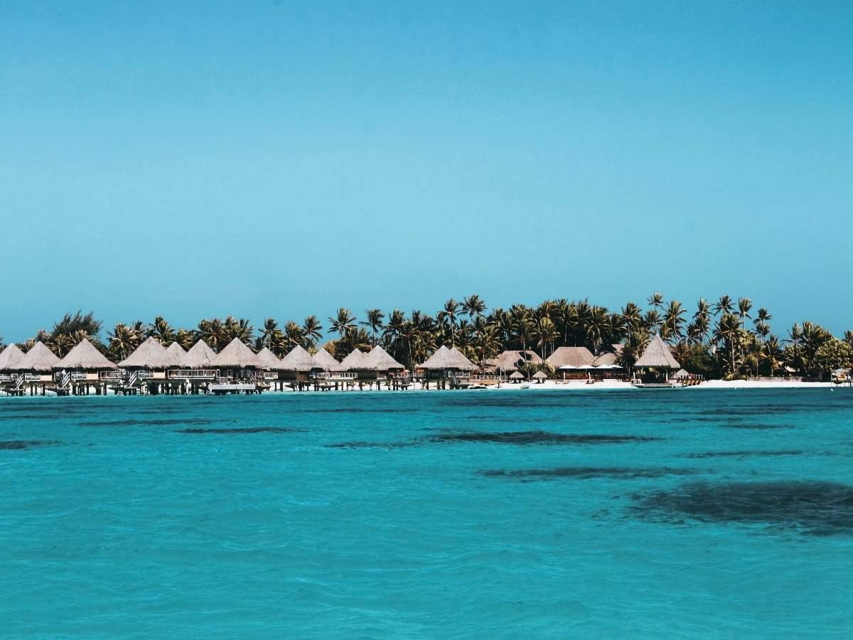 Top 5 attractions in Bora Bora