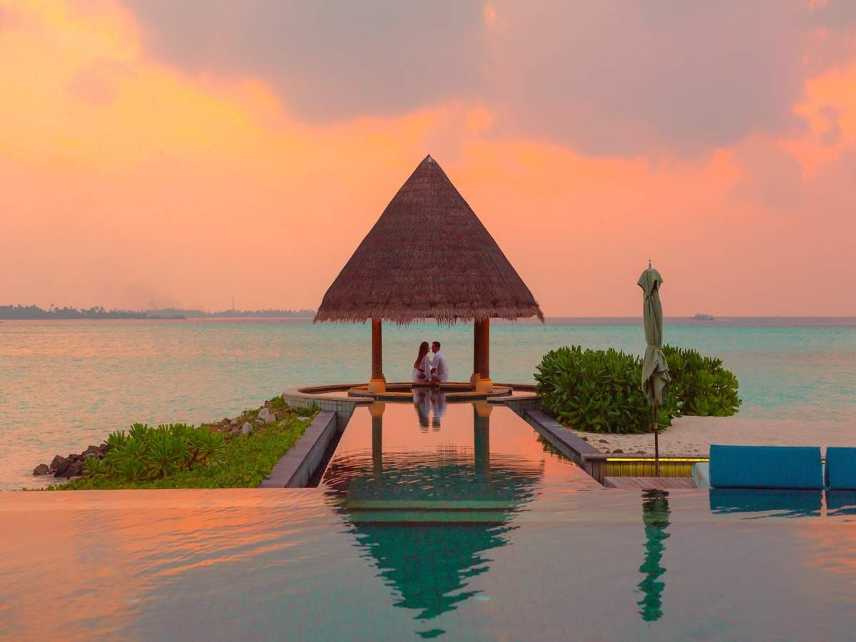 The most incredible infinity pools in India