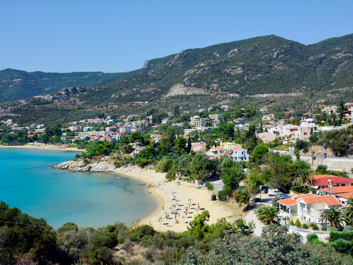 The most pretty small towns in Greece