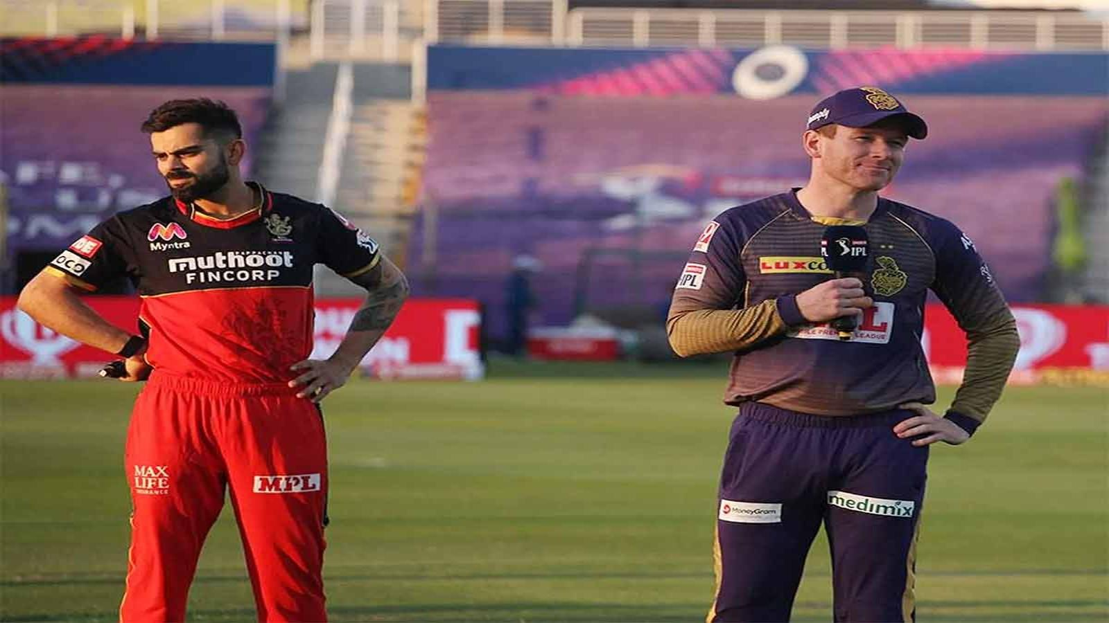 ipl-2021-eoin-morgan-and-virat-kohli-get-ready-to-face-off-in-rcb-vs-kkr-match