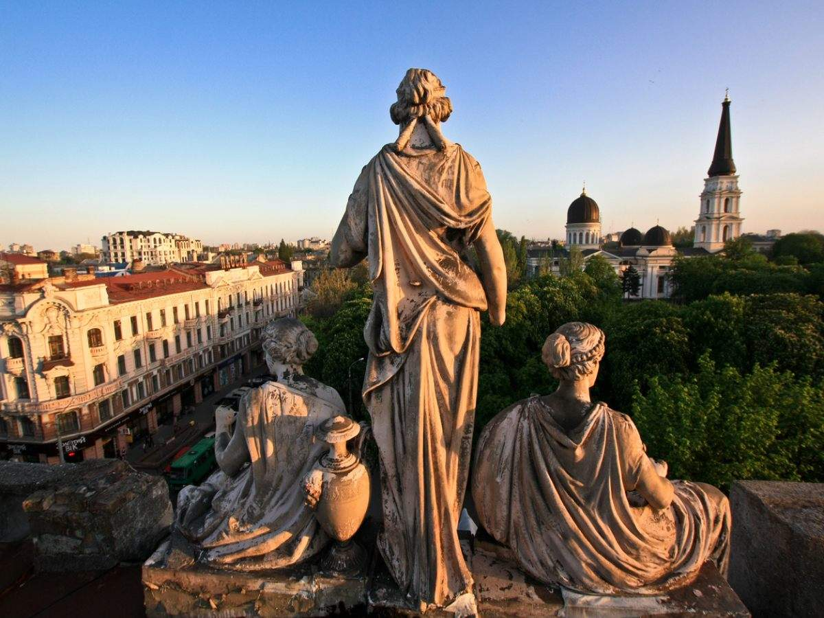 The best of Odessa for travellers