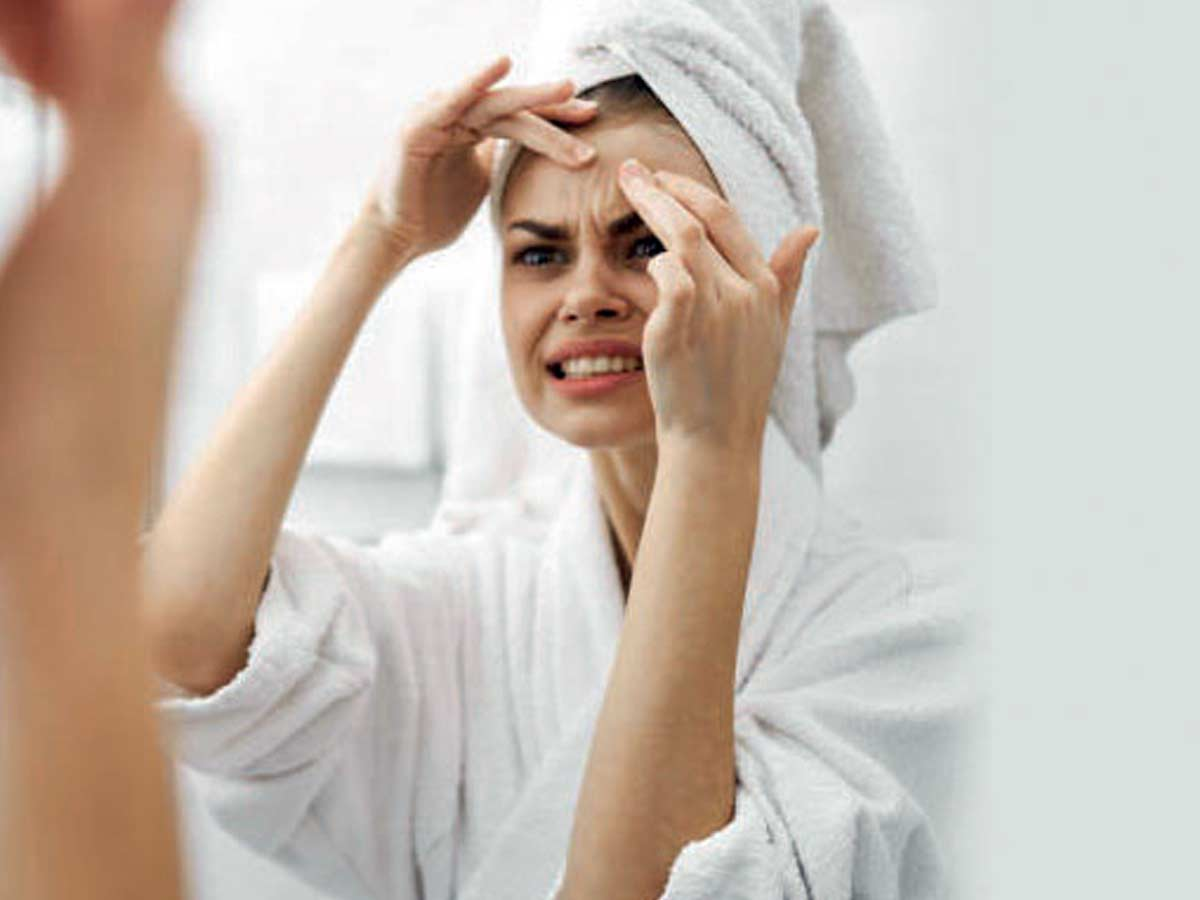 Say goodbye to acne woes