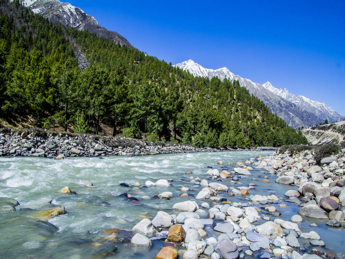 Sangla in Himachal–of fruit orchards, angling, saffron farms and more