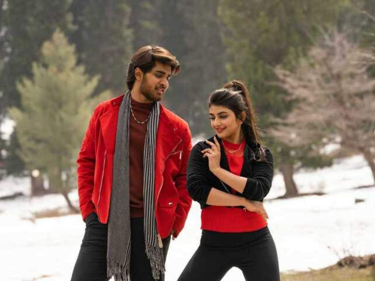 Preamante Enti song from Roshan and Sri Leela starrer Pelli SandaD released  | Telugu Movie News - Times of India