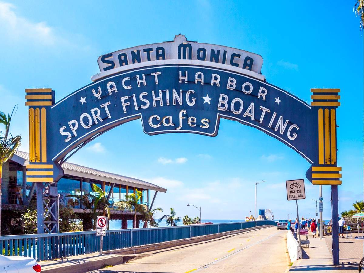 Santa Monica for summer and spring travellers