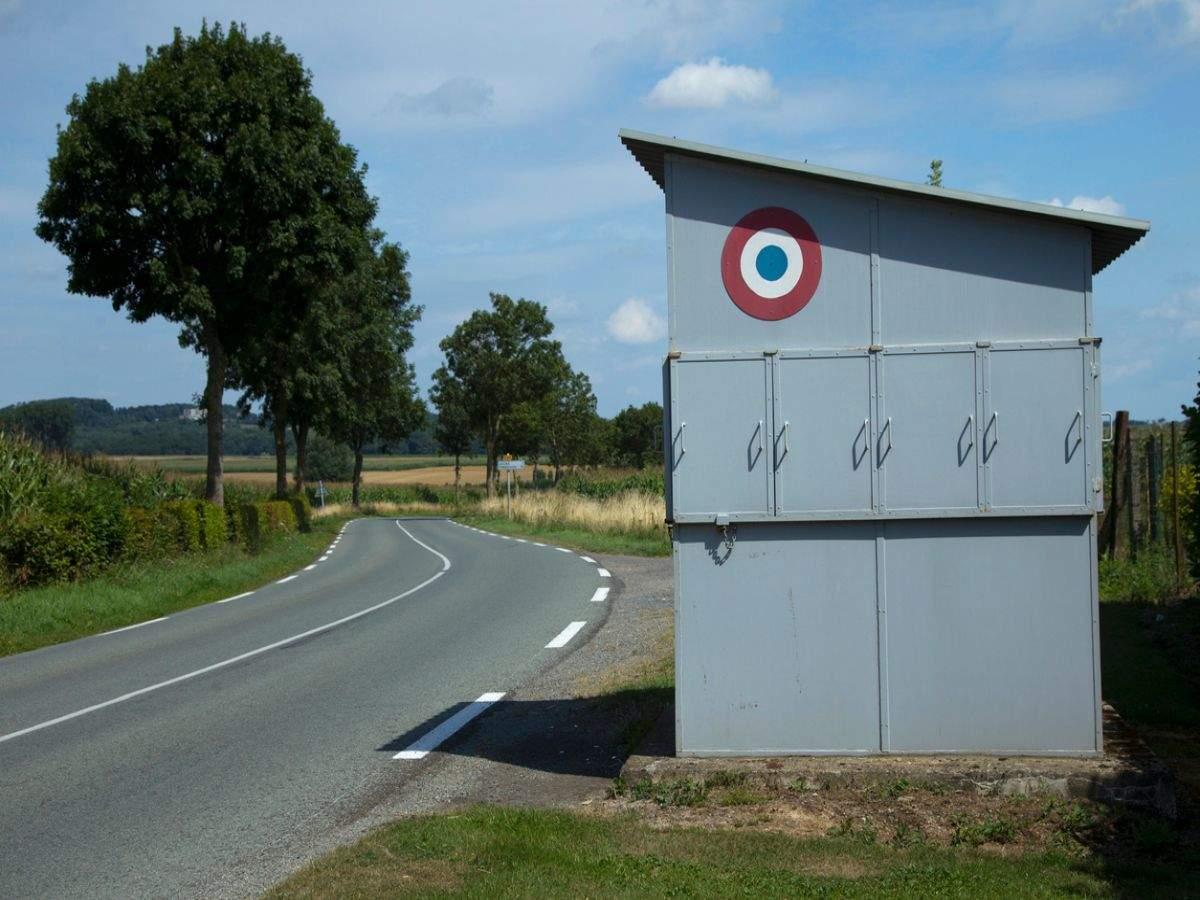 A farmer accidentally moved the France-Belgium border, making Belgium bigger