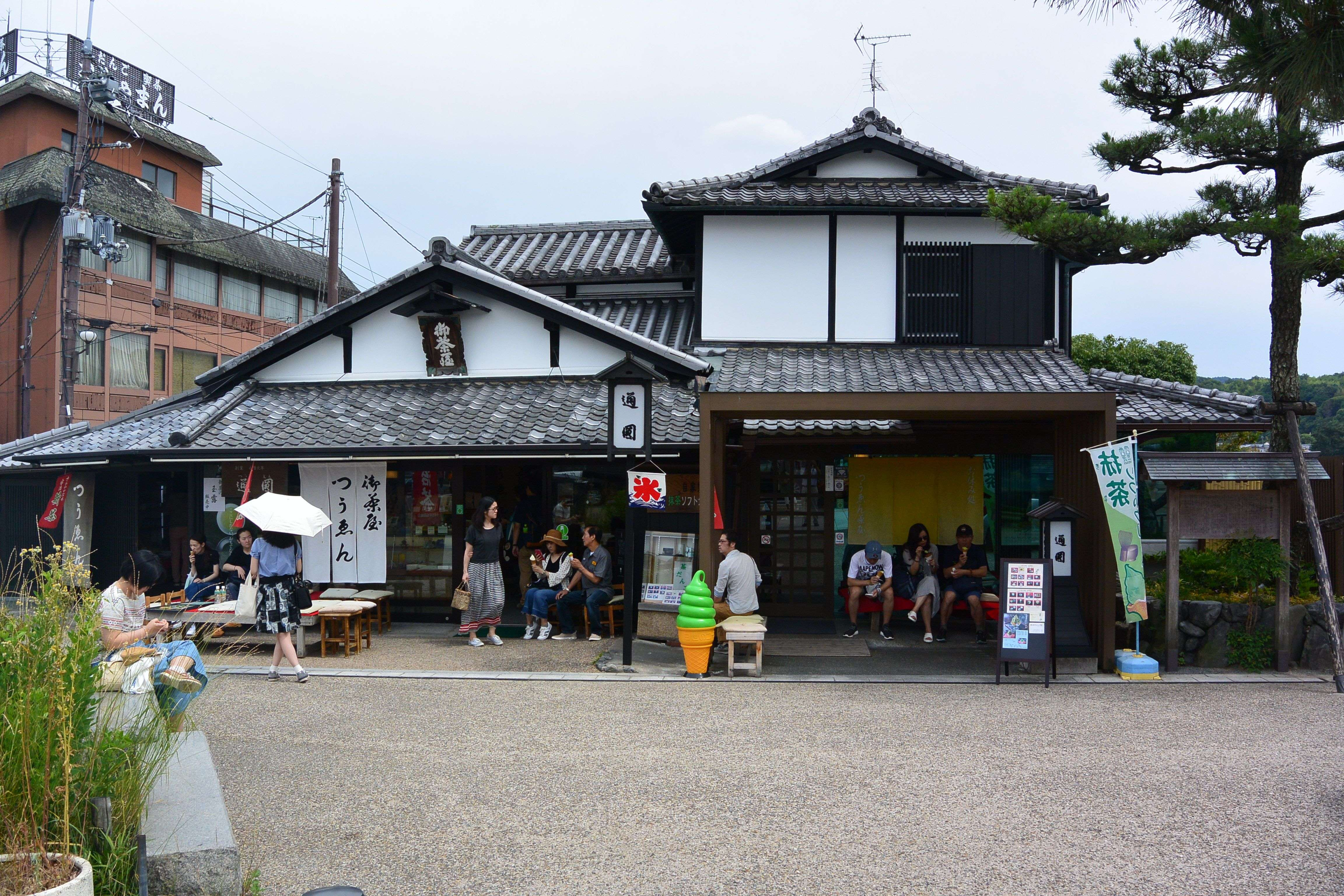The oldest tea house in the world still serves great cups of tea