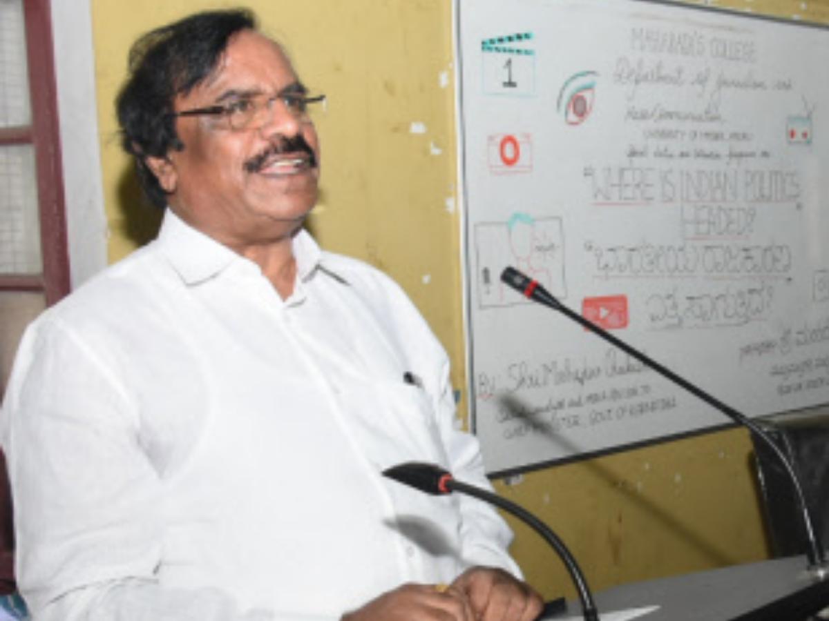 Karnataka CM's ex-media advisor Mahadeva Prakash dies of Covid-19