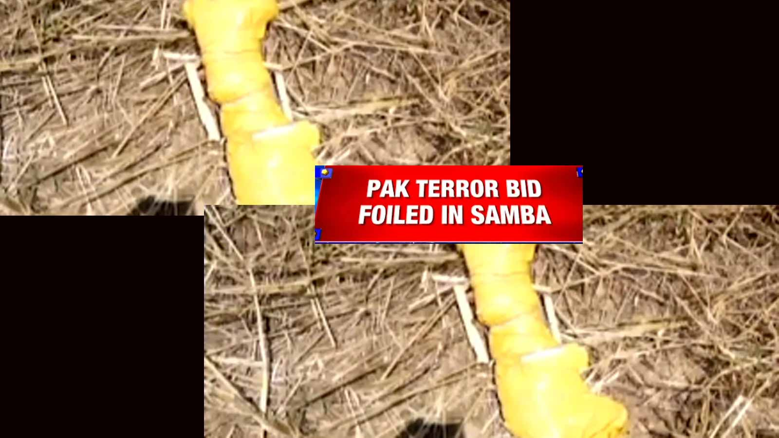 jk-bsf-recovers-weapons-consignment-dropped-by-pakistan-drone-in-samba