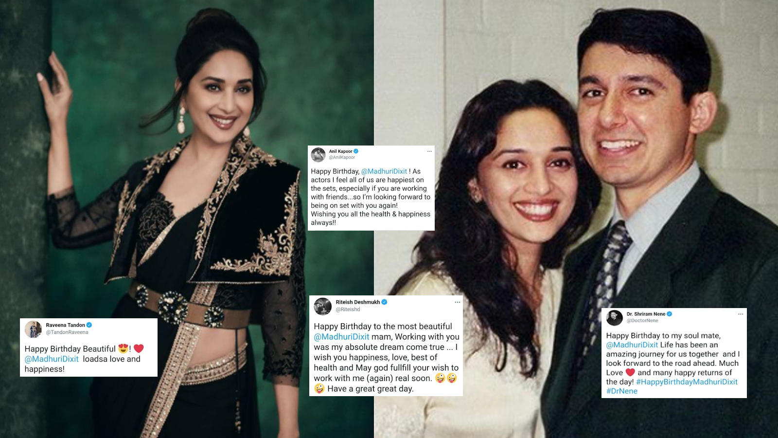 happy-birthday-madhuri-dixit-husband-dr-shriram-nene-pens-the-sweetest-love-note-for-his-soulmate-anil-kapoor-raveena-tandon-send-warm-wishes