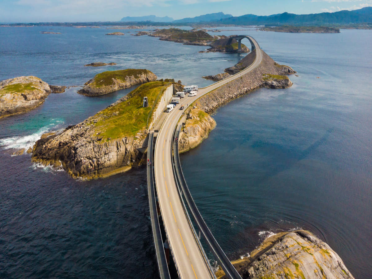 5 most beautiful coastal drives in the world