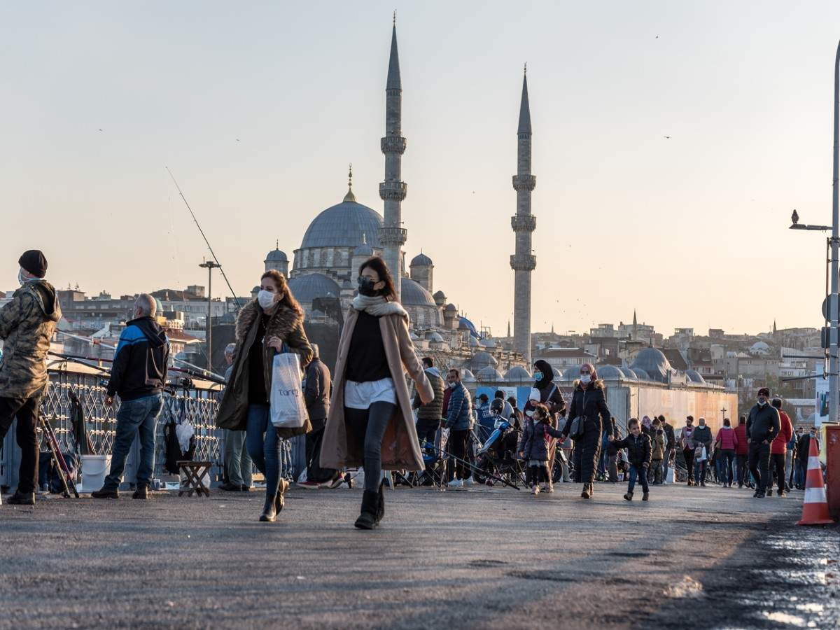 COVID-19 restrictions eases in Turkey with several curfews