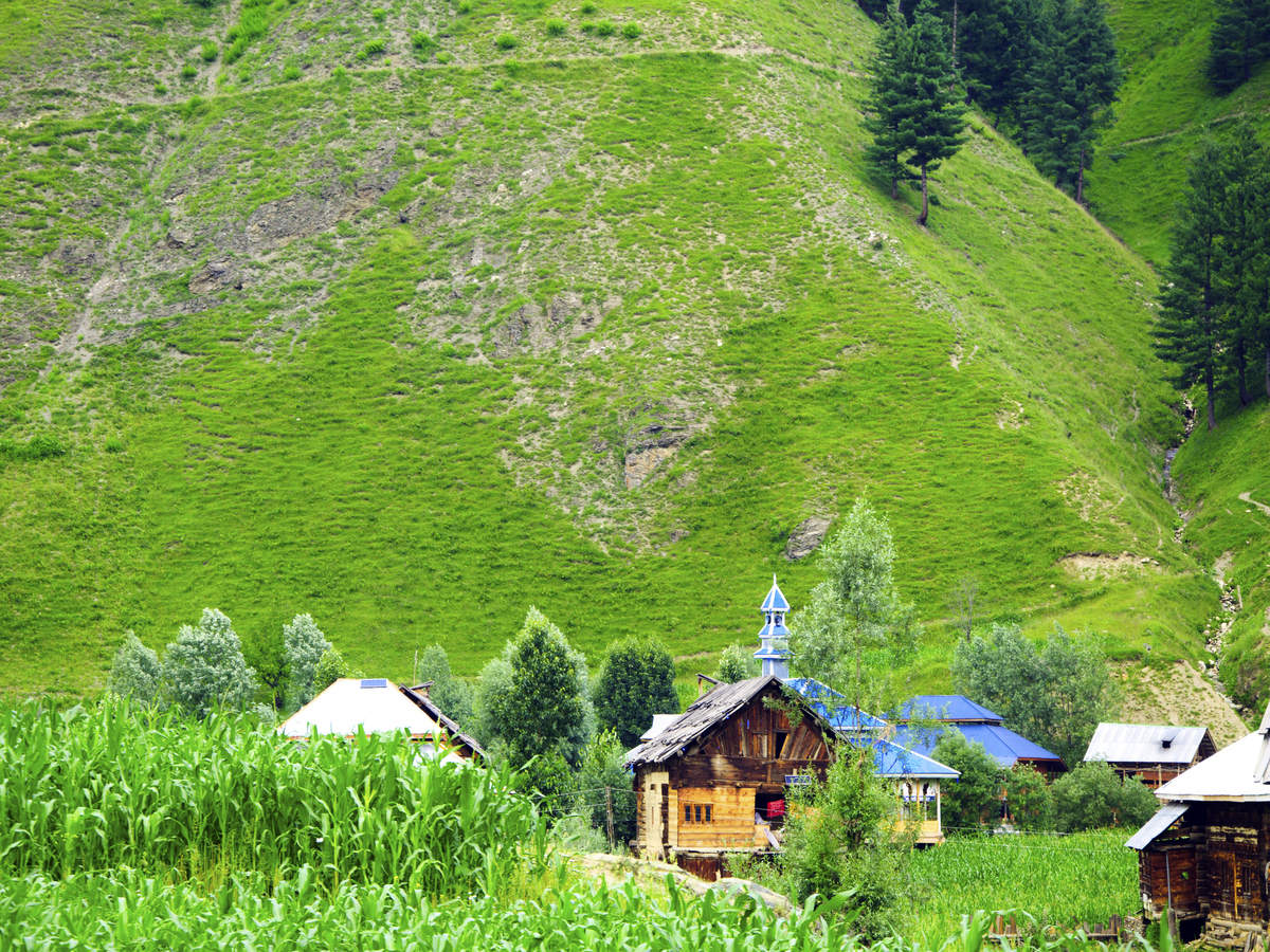 Into the world unknown–Daksum village in Kashmir