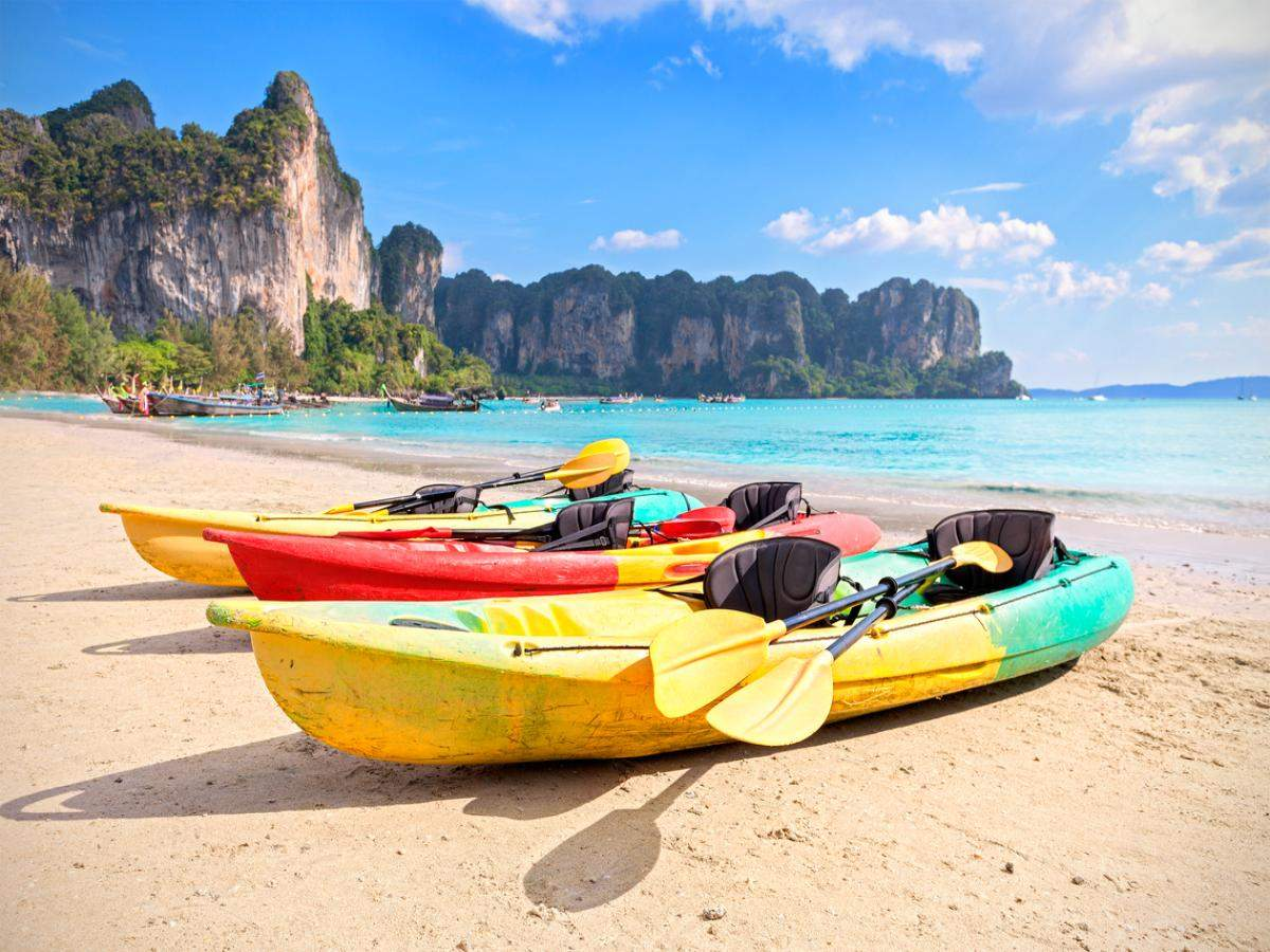 Best places for water sports in India