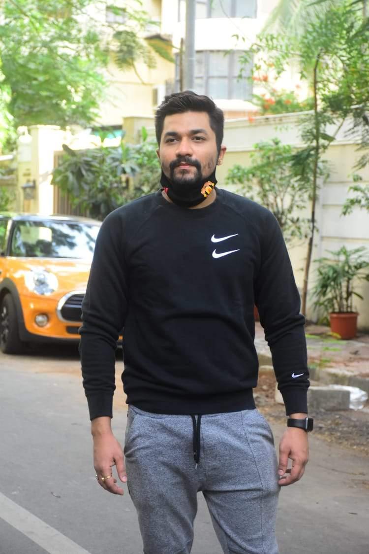 Taarak Mehta Ka Ooltah Chashmah actor Prashant Bajaj spotted in Andheri    TV - Times of India Videos