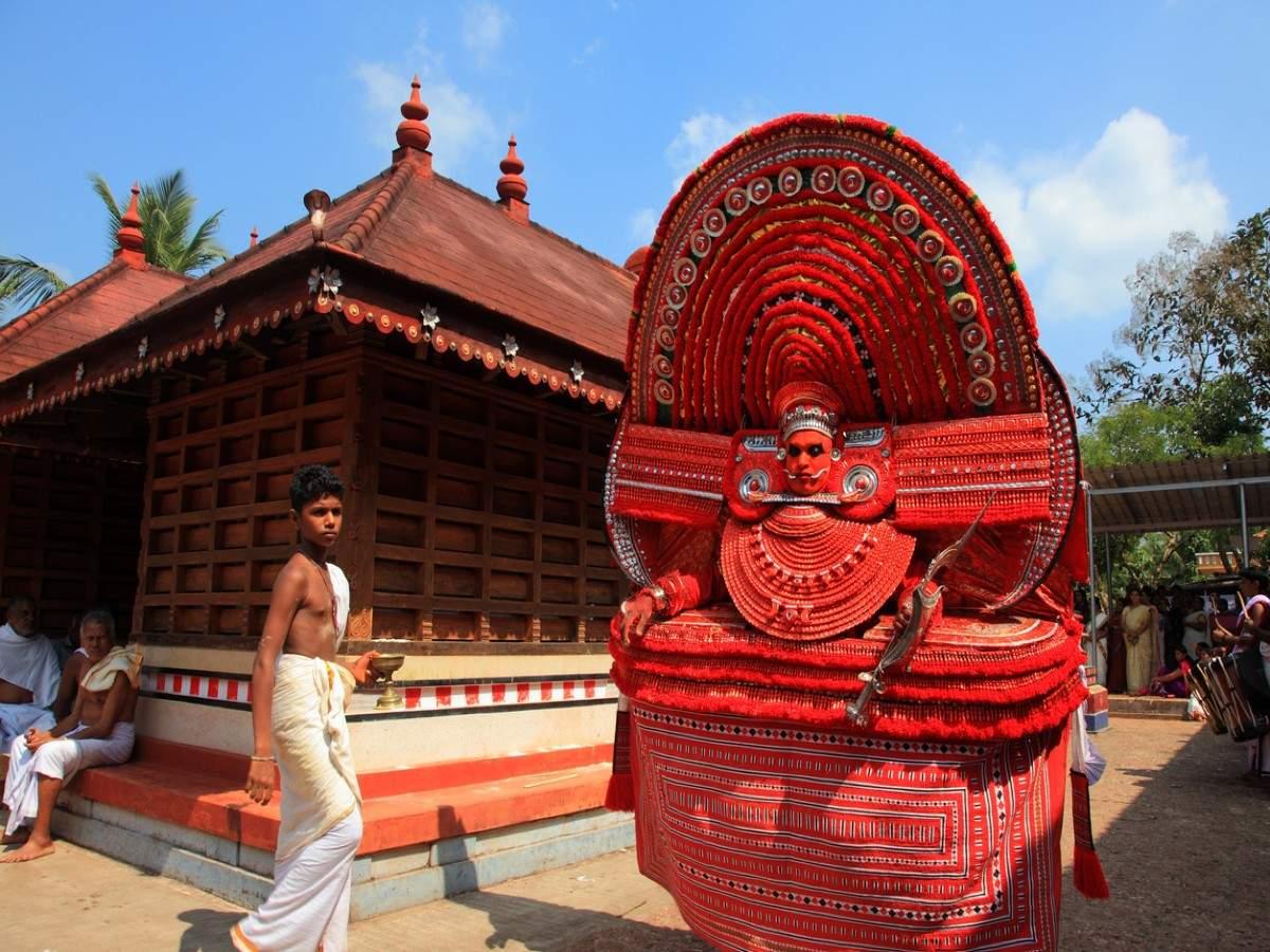 The most popular temple festivals of Kerala