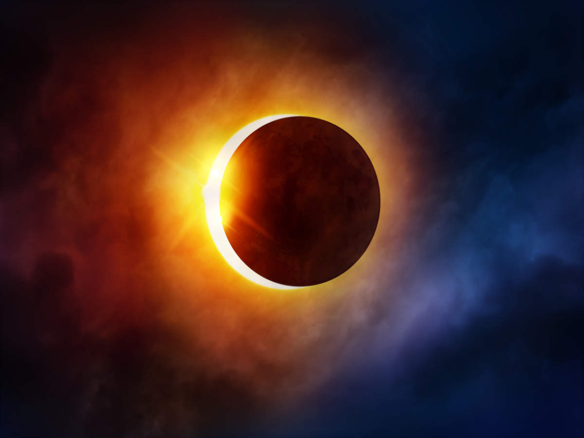 Places where June 10 Solar Eclipse will be visible