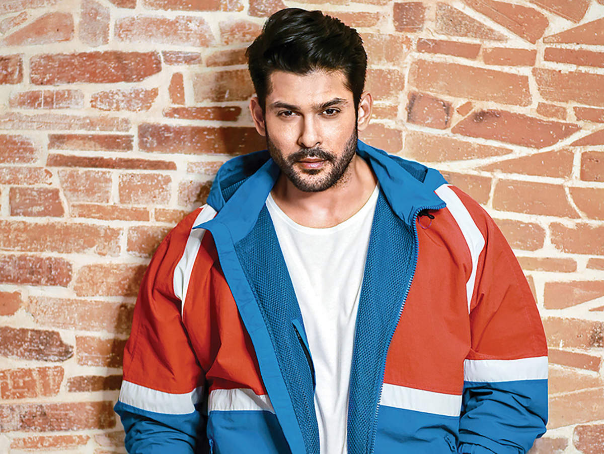 Sidharth Shukla is The Times Most Desirable Man on Television 2020 - Times  of India