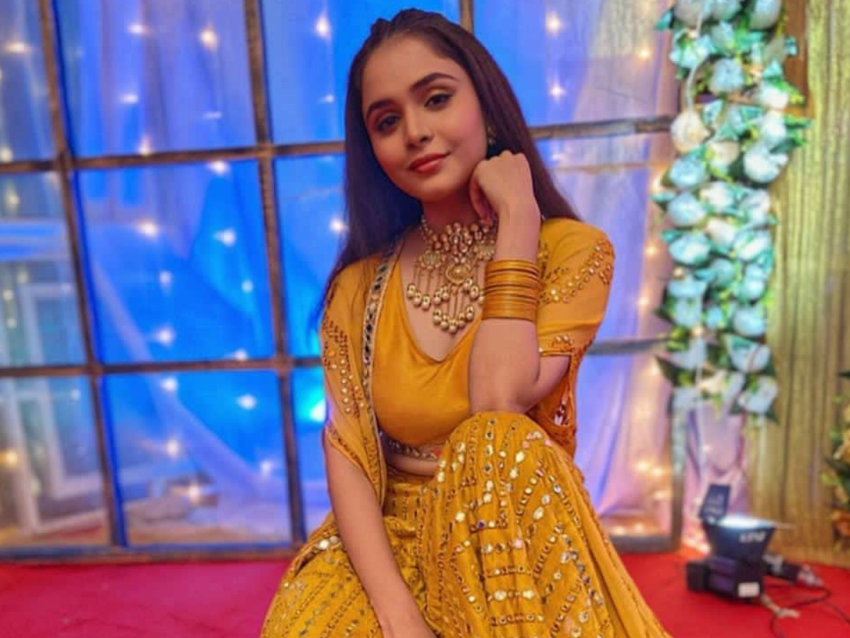 Muskan Bamne: I've been acting since nine years, but it was Anupamaa that got me fame - Times of India