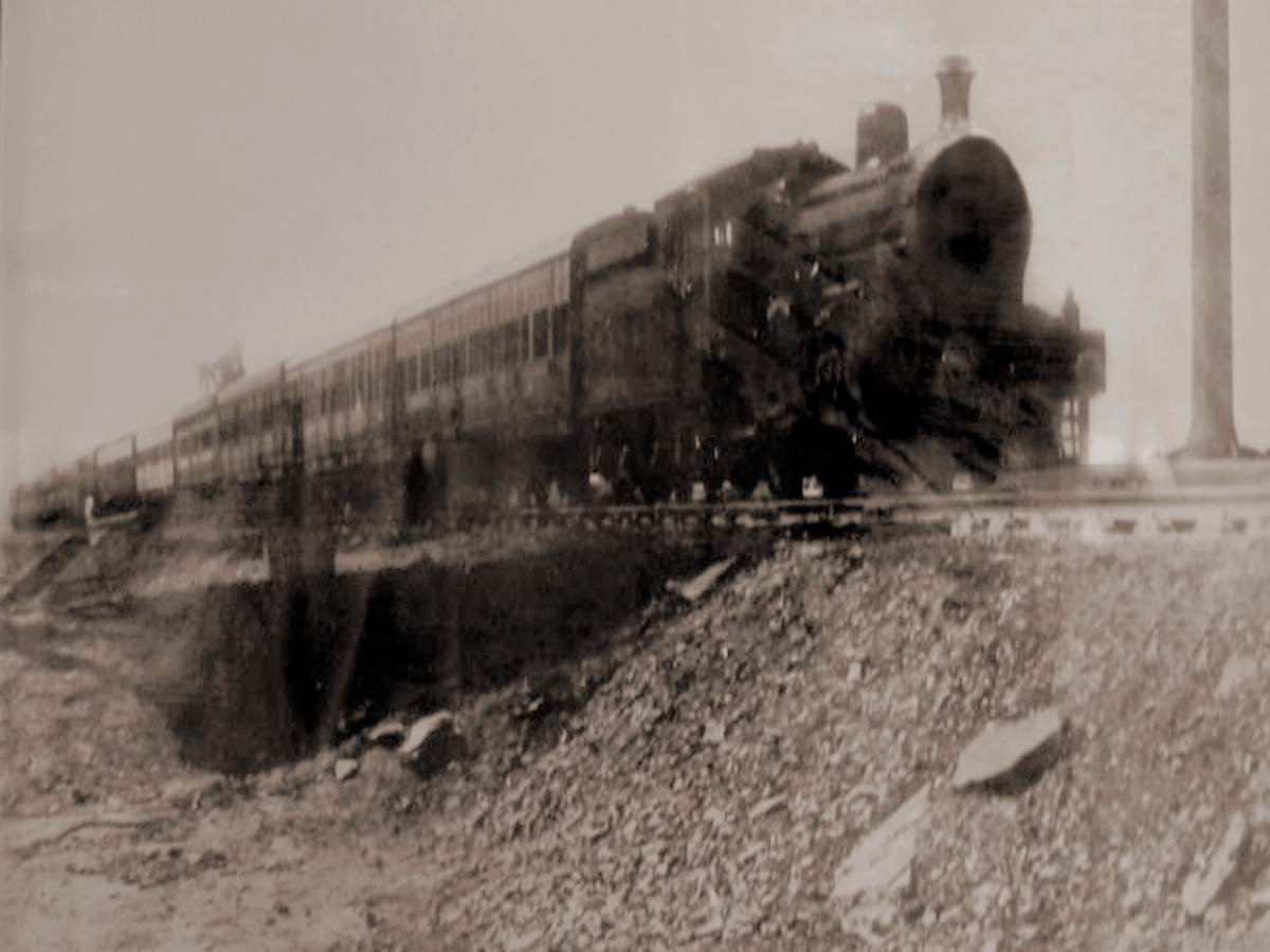 The oldest railway station in India will soon become a heritage site