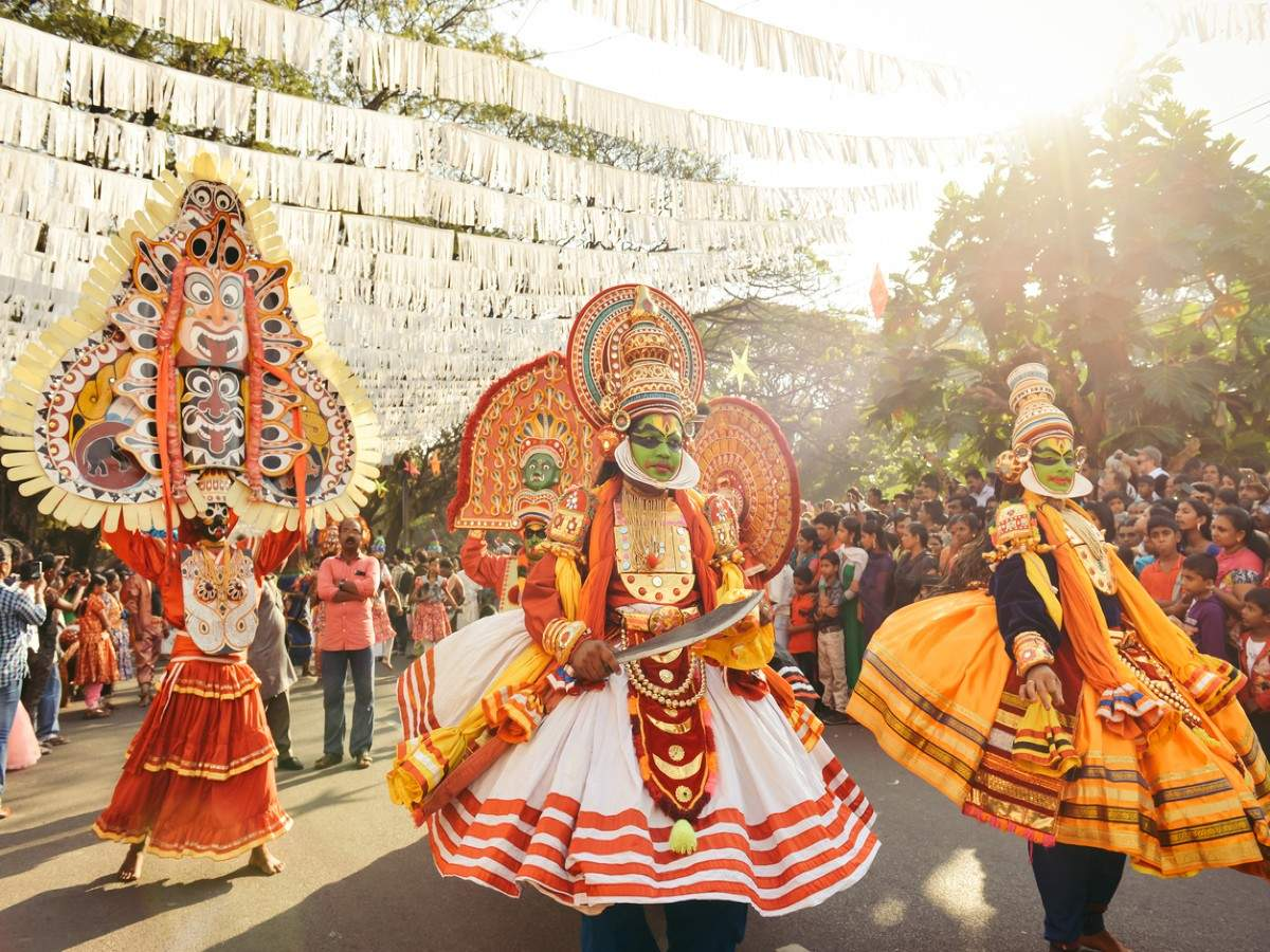Traditional classical dance forms that originated in Kerala