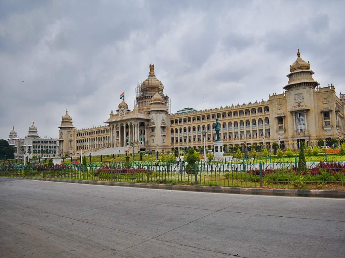 Most impressive Vidhan Sabha buildings in India
