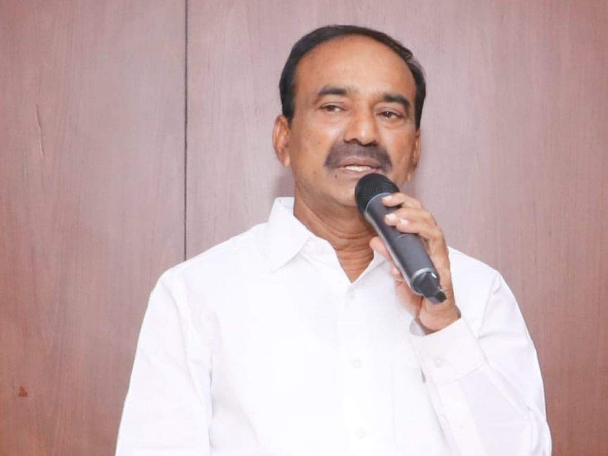 Proud to have joined BJP: Eatala Rajender