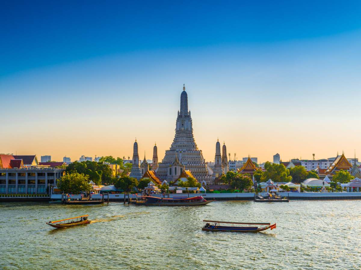 Thailand aims to reopen in the month of October for vaccinated tourists