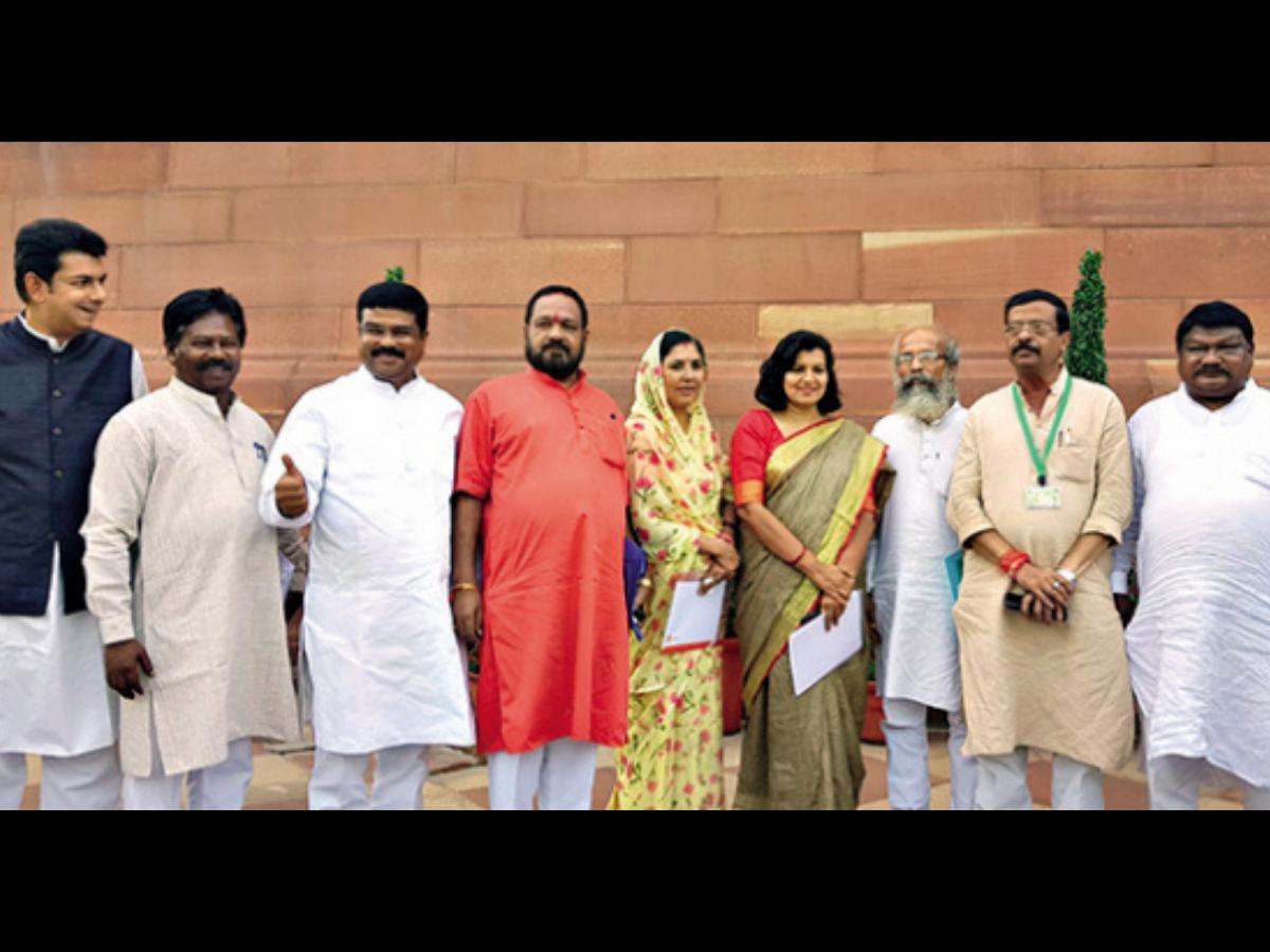 Odisha BJP hopes for bigger share in Narendra Modi cabinet amid rejig buzz