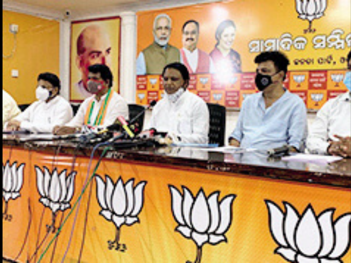 BJP legislators urge Odisha govt to auction un-extracted minerals in 17 iron mines