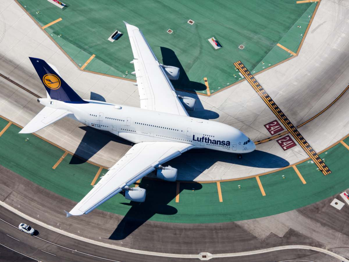 You can now use your digital vaccine pass to check-in for Lufthansa flights