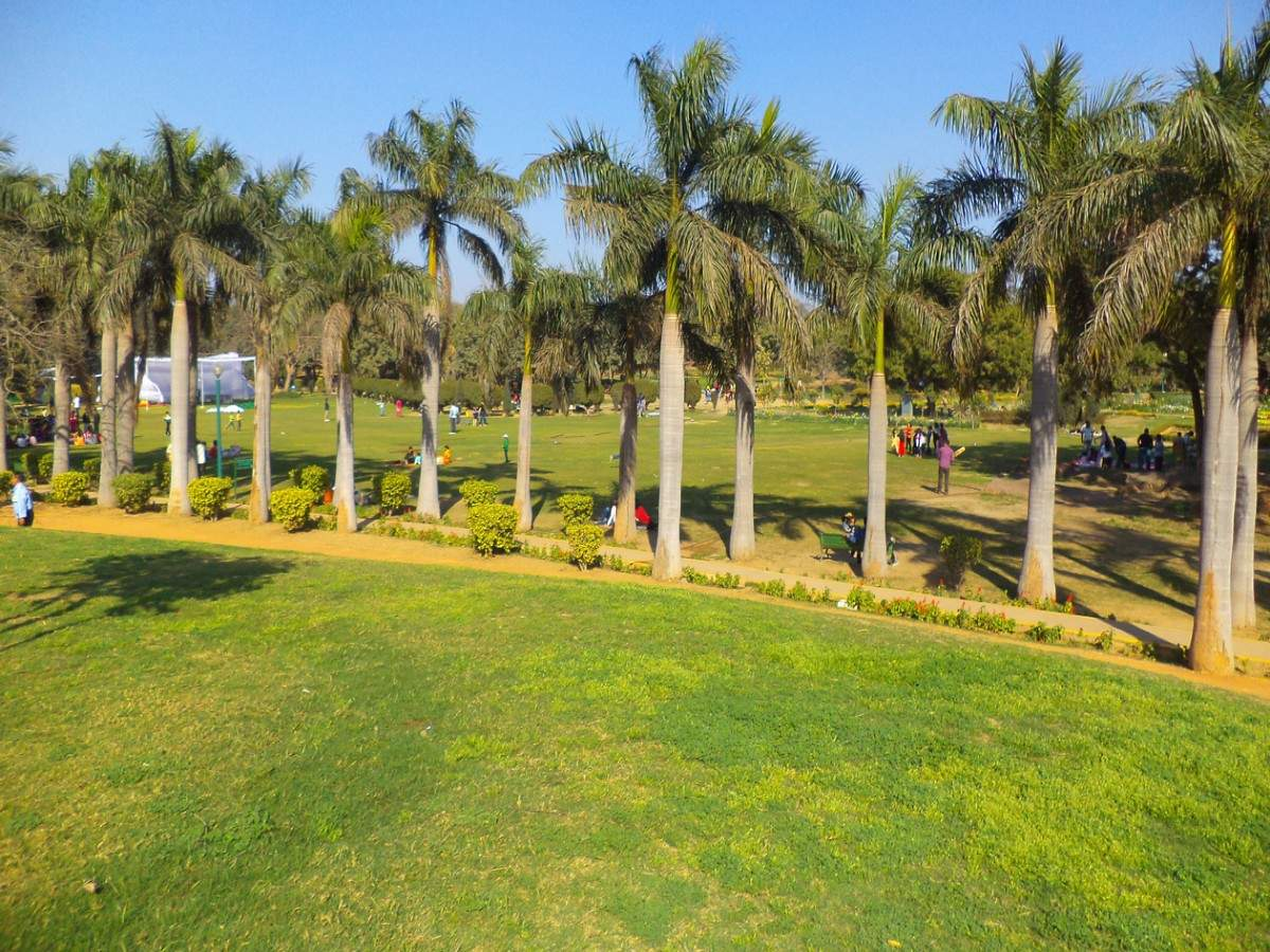 Must visit urban parks in India